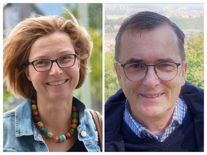 Bettina M. Wiesmann, Frank Immel