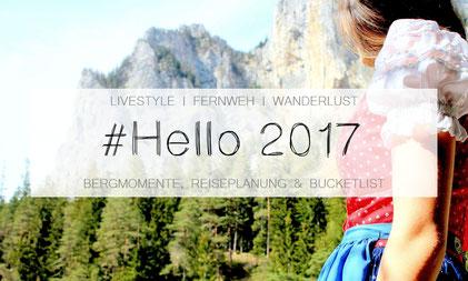 Reiseblog, Outdoorblog, Bergmomente Österreich