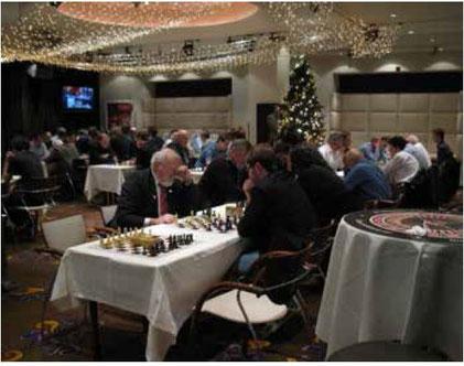 Rapides Schach im Casino Linz (www.schach.at)