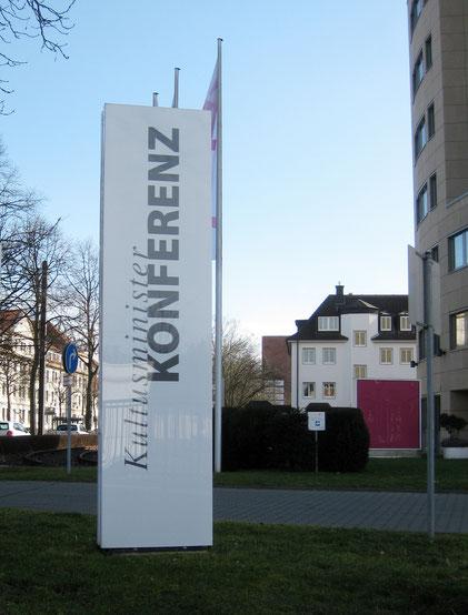 KMK-Sekretariat in Bonn.