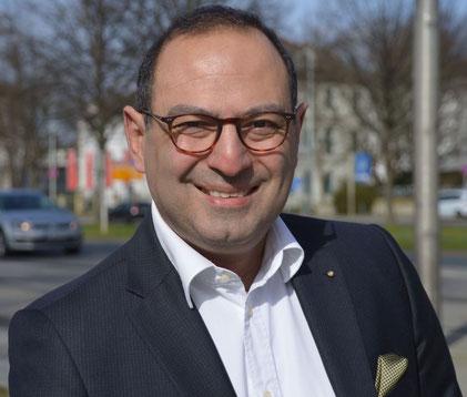 Bundestagsabgeordneter und familienpolitischer Sprecher der FDP-Faktion: Grigorios Aggelidis