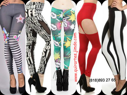 venta mayoreo Leggings