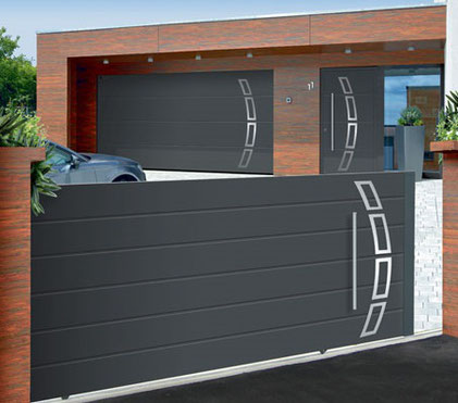 portail porte garage d 39 entr e garde corps volets ets boeda. Black Bedroom Furniture Sets. Home Design Ideas