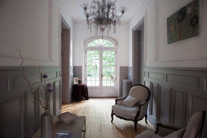 Les chambres d'hôtes de La Chartreuse des Eyres, au sud de Bordeaux