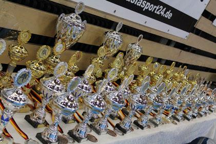 Bild:Norddeutsche Karate Meisterschaften
