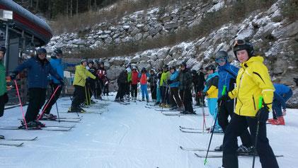 Skifahren Kronplatz 2016