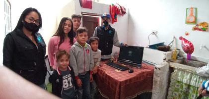 donación de computadores usados
