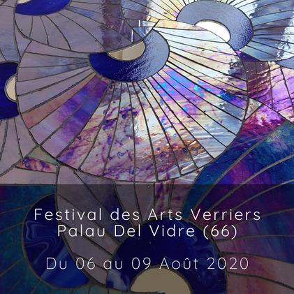 Festival du verre 2020 à Palau del vidre
