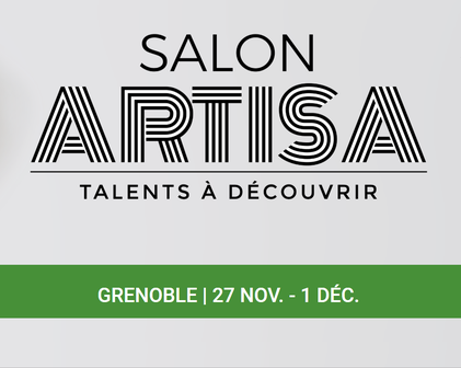 Salon Artisa Grenoble 2019 - Alpexpo