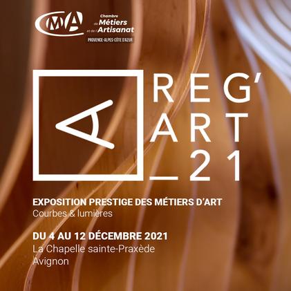 Reg'Art 2020 Avignon