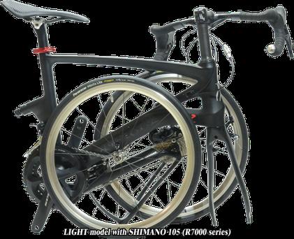 フォールディングバイク(折りたたみ自転車)