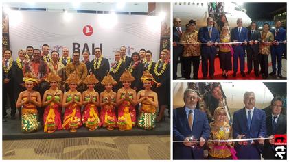 Turkish Airlines en Bali