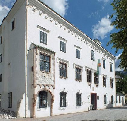 Kammerhofmuseum Gebäude