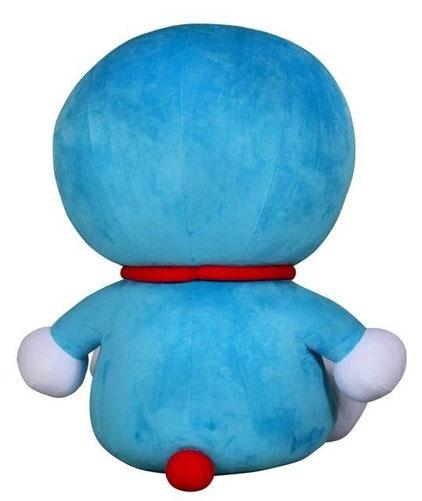 huge doraeomon stuffed toy