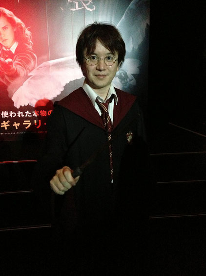 Harry Potter cafe open in roppongi 2013