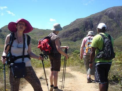 trekking Andringitra