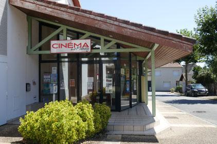 Cinéma de Garlin (Vic-Bilh)