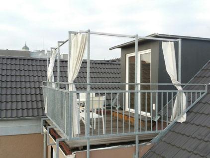"""Dachterrasse 3 Zimmer Wohnung """"Davos"""""""