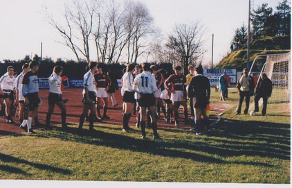 1988-89 Amichevole col Torino