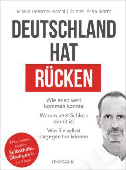 Buch Deutschland hat Rücken von Liebscher-Bracht