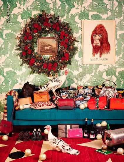 Sofa años 50 reedición por  The Interiorlist*