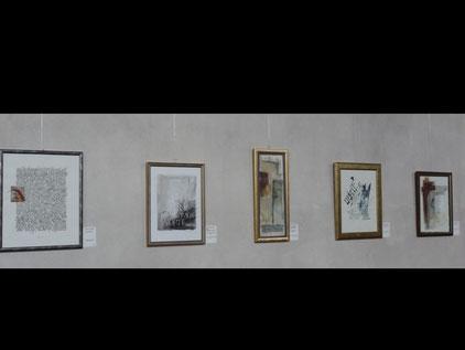 Schriftkunst Ausstellung