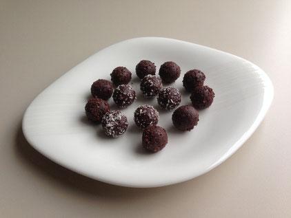 Cioccolatin integrali e vegetaliani