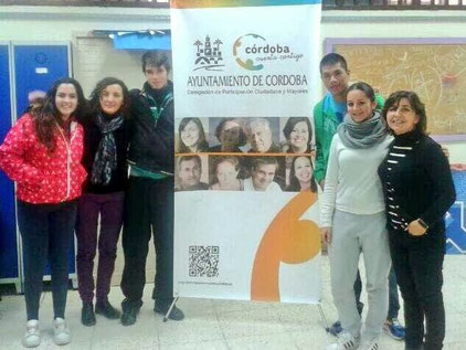 Visita al Centro Cívico Moreras