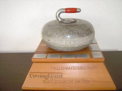Wanderpokal Hallenmeisterschaft Genossenschaft Curlinghalle Küssnacht am Rigi.