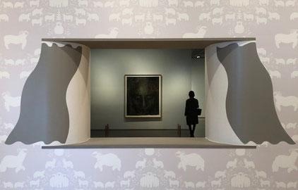 東京国立近代美術館 「眠り展」
