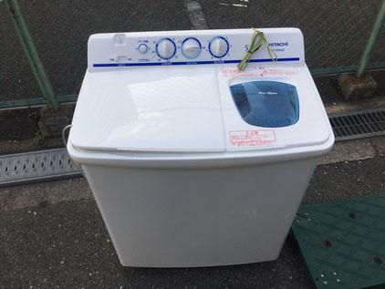 HITACHI洗濯機