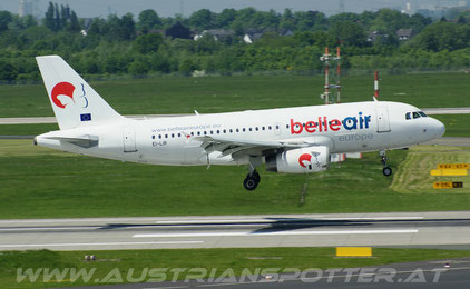 Belle Air Europe   2009 - 2013