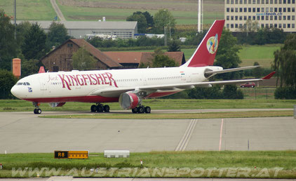 Kingfisher  Airlines   2004 - 2012