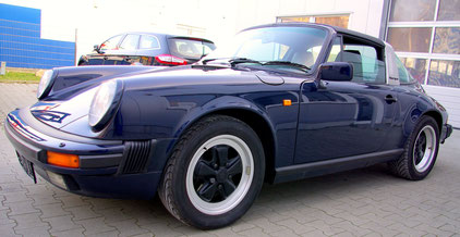 Fahrzeugbewertung Porsche Restaurierung Wertgutachten