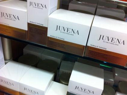Juvena, die hochstehende Kosmetik aus der Schweiz.