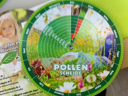 Pollenscheibe