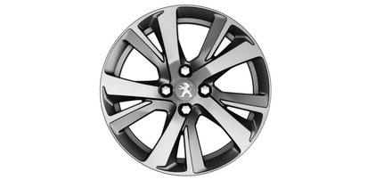 LLanta accesorios Peugeot