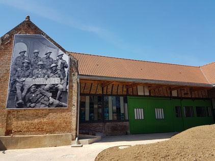 La  ferme  Thuillier rénovée