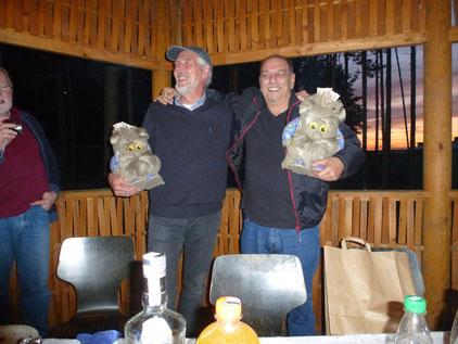 Die tollen Geschenke zum runden Geburtstag für Peter und Wolfgang