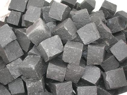 granitpflaster schwarz