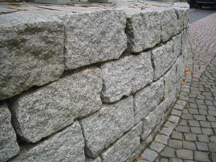 Mauersteine aus Polen, Natursteine Dresden
