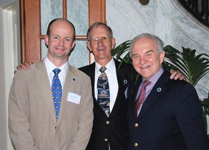 IUCN World Commission on Protected Areas Marine Vice-Chairs: Dan Laffoley (UK, 2006-date), Graeme Kelleher (1986-2000), Charles Ehler (USA, 2000-2005), National Geographic Society, Washington, DC, 2006