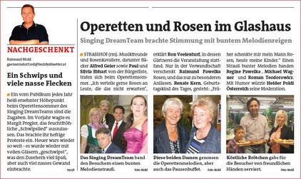 Strasshofer Operettensommer 2014