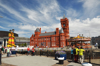 The Pierhead Building