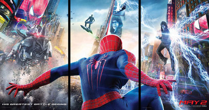Amazing Spider-Man (c) 2014 Sony Pictures