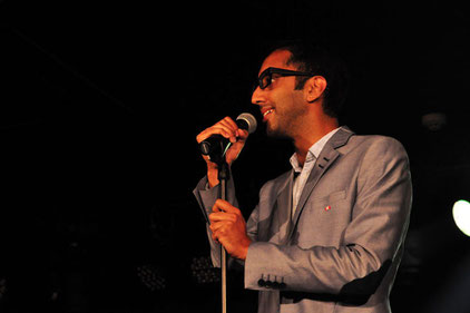 Vinay Murthy at the Roppongi Comedy Show