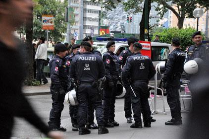 Vienna Polizei