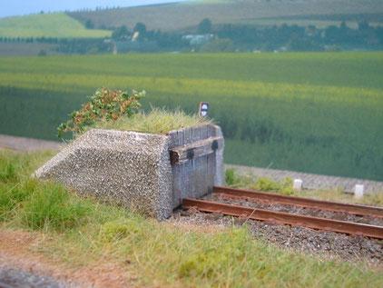 Am Ende des Gleises