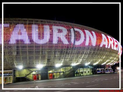 Tauron Arena (Krakau/Polen)
