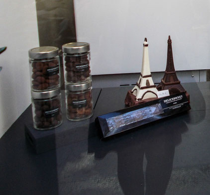 Süß wie die Sünde - der Eiffelturm mal anders